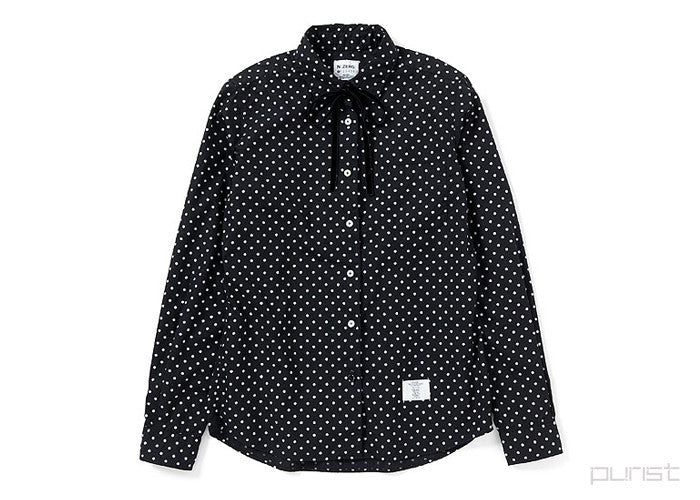 "L/S OG DOT BOARD SHIRTS FADED ""TAYLOR"""