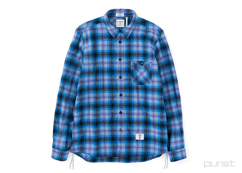 L/S OG Ombre Work Shirts Bob Blue