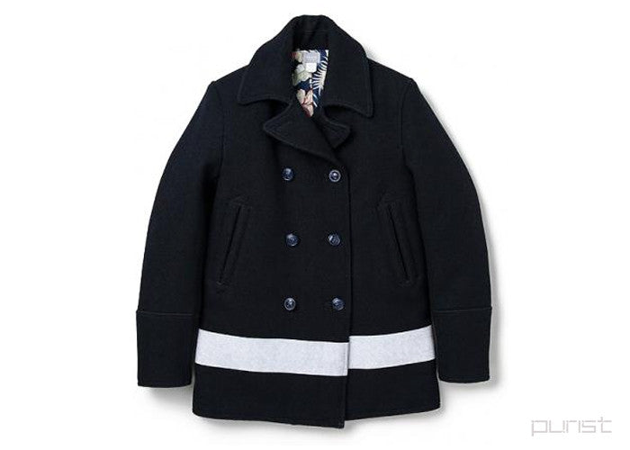 Mens Peacoat - Griffin