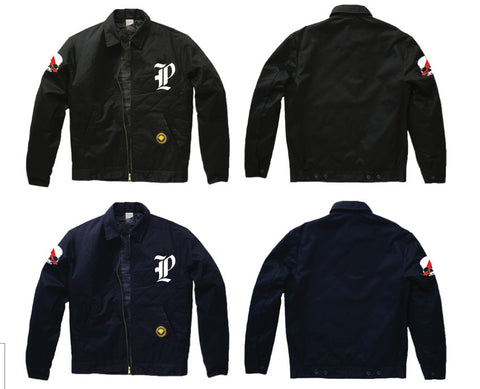 Ebbets Field X Purist Field Jacket **F&F PREORDER ONLY**