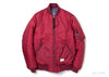 "Reversible MA-1 JKT ""DUFFY"" - Maroon"