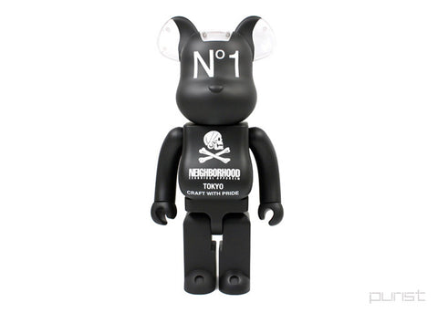 1000% Medicom X NEIGHBORHOOD Be@rbrick