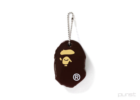 BAPE PUFFY KEY CHAIN
