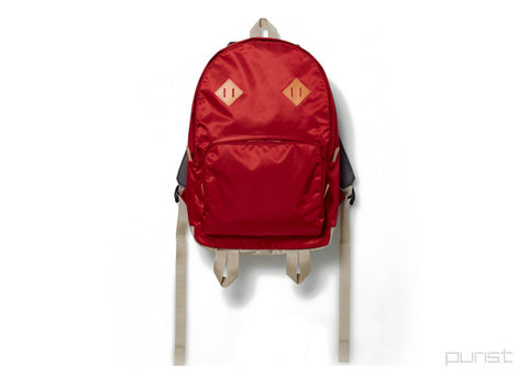 Bright Twill PVC Day Backpack