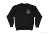 Rocker Crewneck - Black