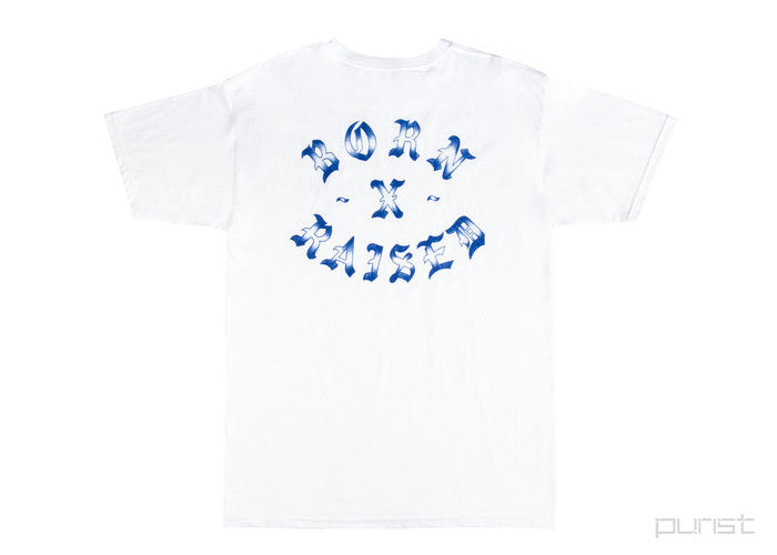 Snooty Face T-Shirt - White