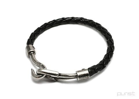 Lace Single Bracelet - Black