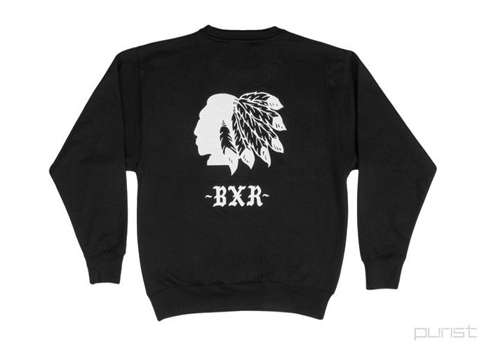 Sovereign Crewneck - Black