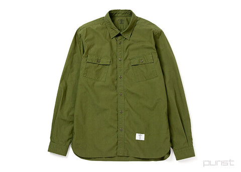 "L/S Regular Collar Shirt ""Tailor"""