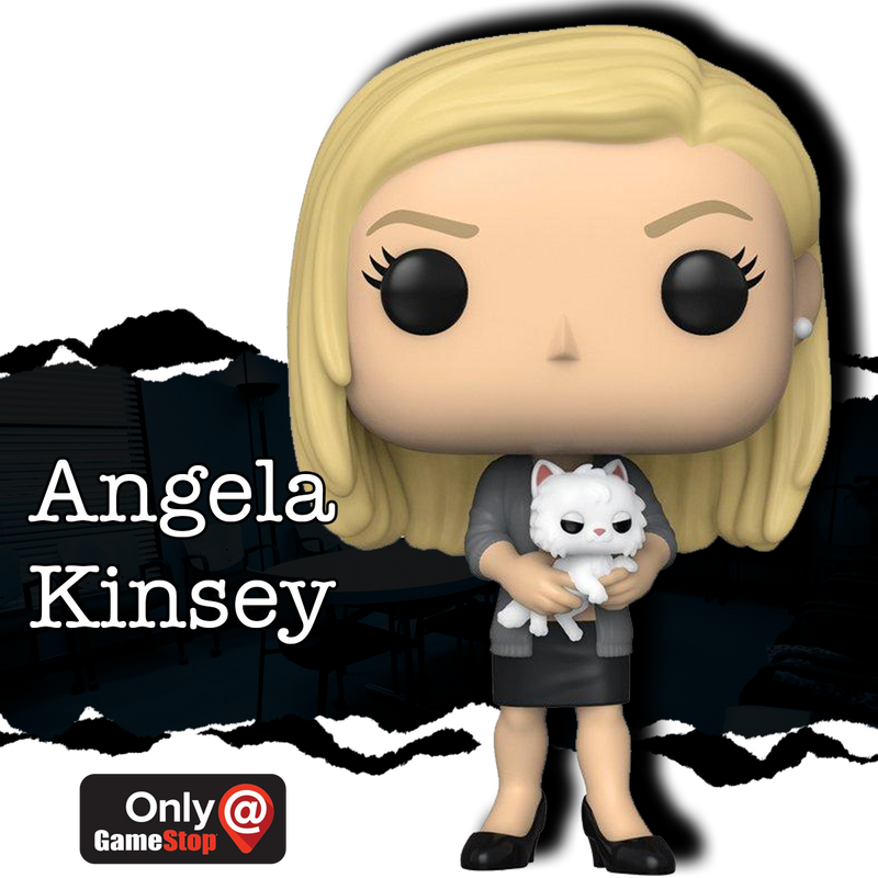 The Office: Angela Autographed Funko Pop