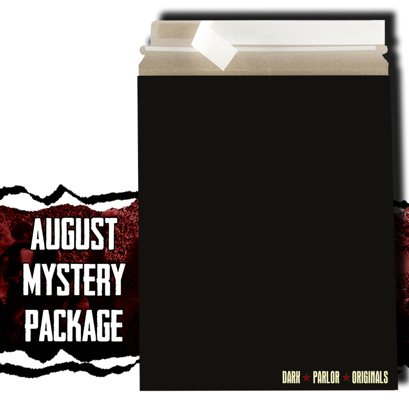 Mystery Wrestling Autograph Package - August