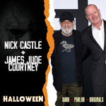 Nick Castle + James Jude Courtney Autographed Item