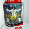 Matt Riddle Autographed Elite