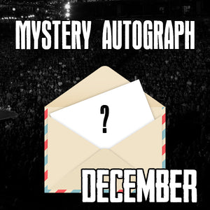 Mystery Wrestling Autograph Package - December