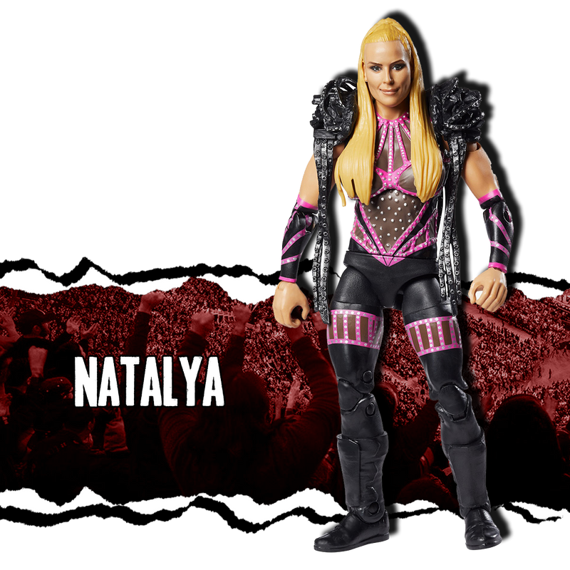Natalya - Autographed Series 74 Elite