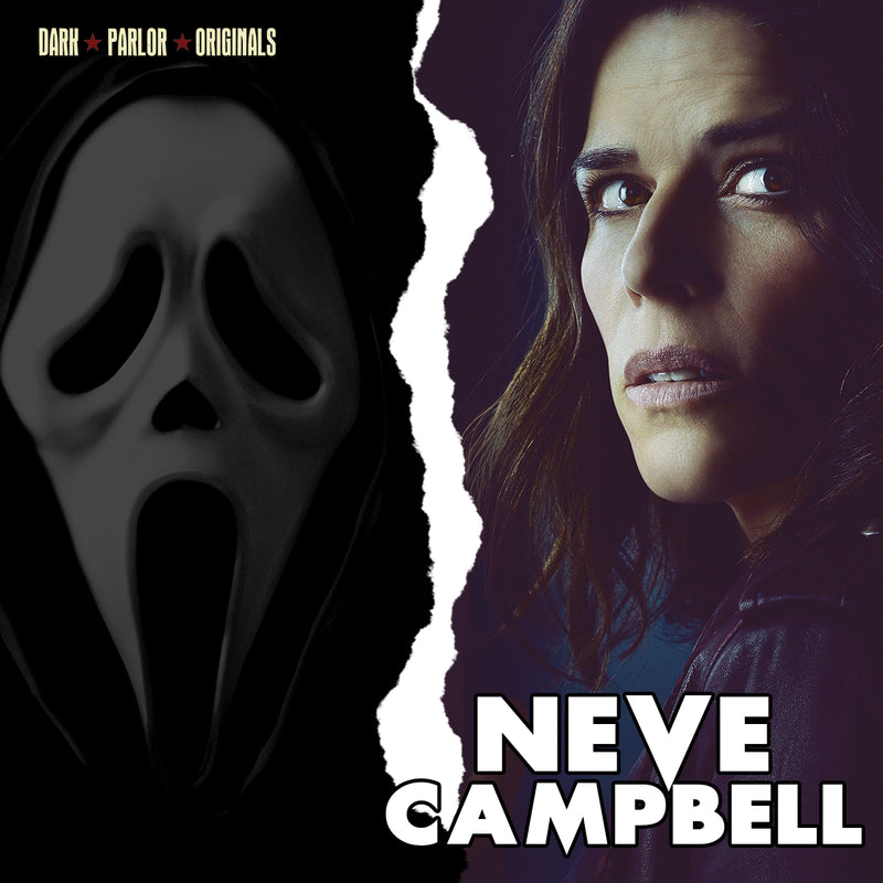 Neve Campbell Autographed Item