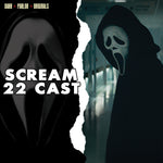 Scream Cast Autographed Item