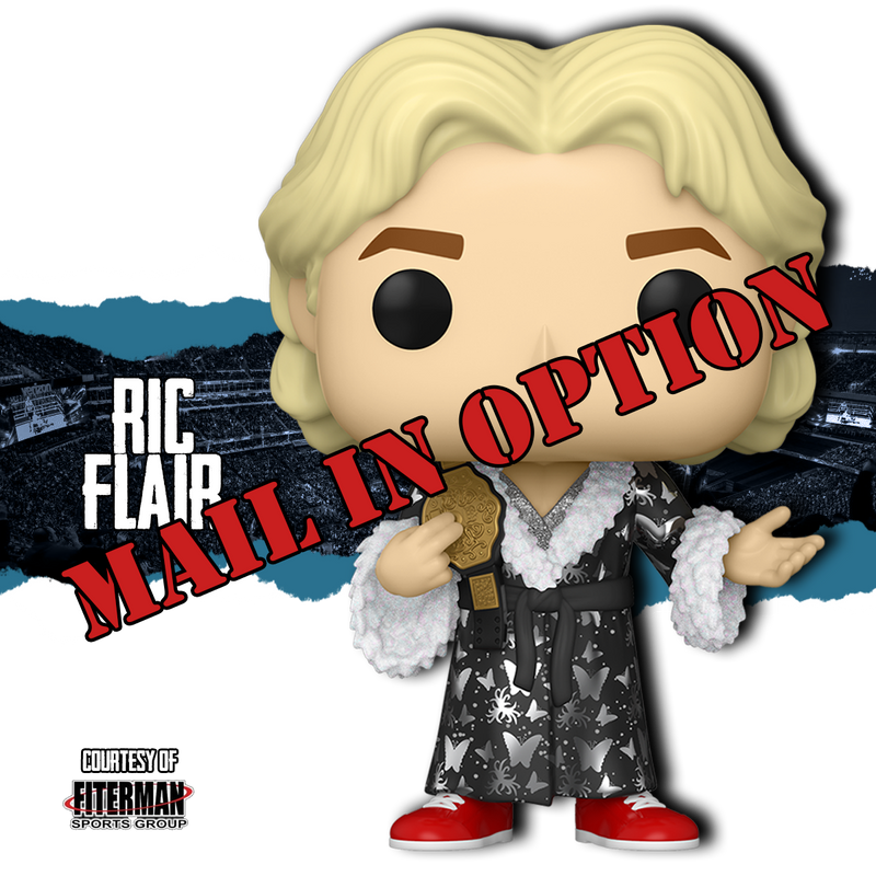 MAIL IN - Ric Flair