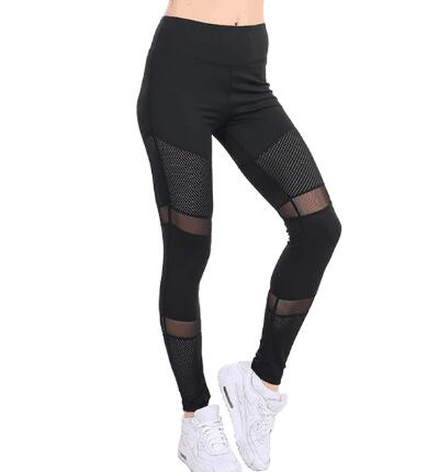 Fitness Pink Leggings Women Spring Ankle-Length