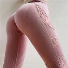 Load image into Gallery viewer, Women Legging Fitness High Waist