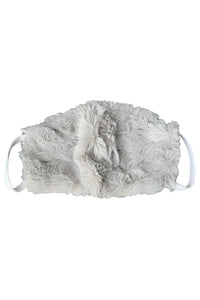 Face Mask Faux Fur