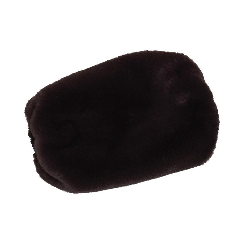 Chinchilla Faux Fur Muff