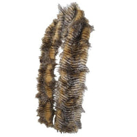 Bear Scarf 'Lost in the City' Faux Fur Scarf