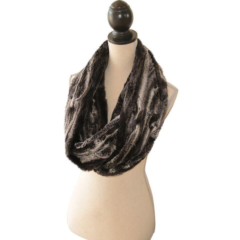 Marble Infinity Faux Fur Scarf Eco Warrior-Faux Addict
