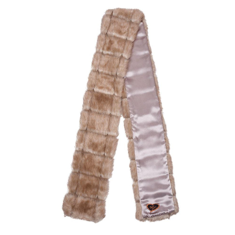 New York Scarf Faux Fur