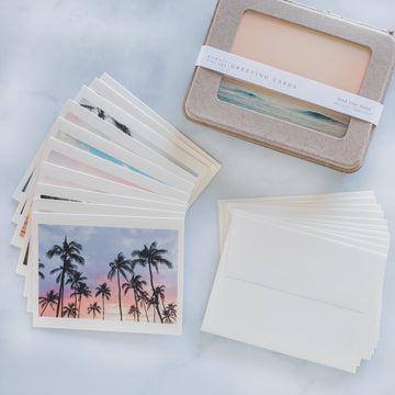 Hawai'i Greeting Card Set