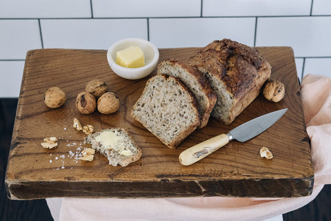 Danish Sourdough Ryebread