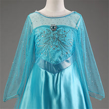Load image into Gallery viewer, Queen Elsa Dress for Girls / Set