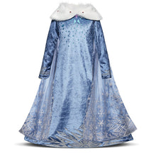 Load image into Gallery viewer, 4-10 Years Princess Dress ICE Princess