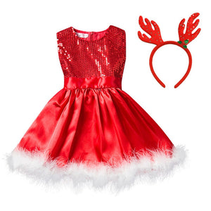 Christmas tutu for Girls + Gift