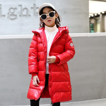 Load image into Gallery viewer, thick warm children's sports down jacket (boy-girl)