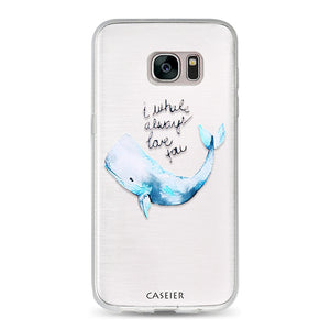 Ocean Conservation inspired phone cases - Save-TheSeas