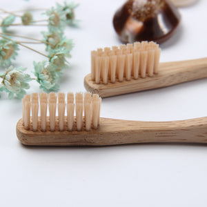 The Boo-brush - Bamboo Toothbrush - Save-TheSeas