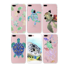 Load image into Gallery viewer, Sea Turtle iPhone Cases - Save-TheSeas
