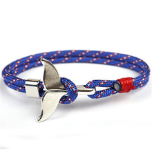 Load image into Gallery viewer, Whale Tail Bracelet - Save-TheSeas