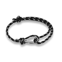 Load image into Gallery viewer, Nautical Shackle Bracelet - Save-TheSeas