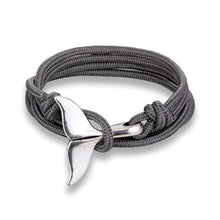 Load image into Gallery viewer, Save The Orcas Tail Bracelet - Save-TheSeas