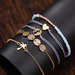Love for the Ocean Bracelet Set - Save-TheSeas