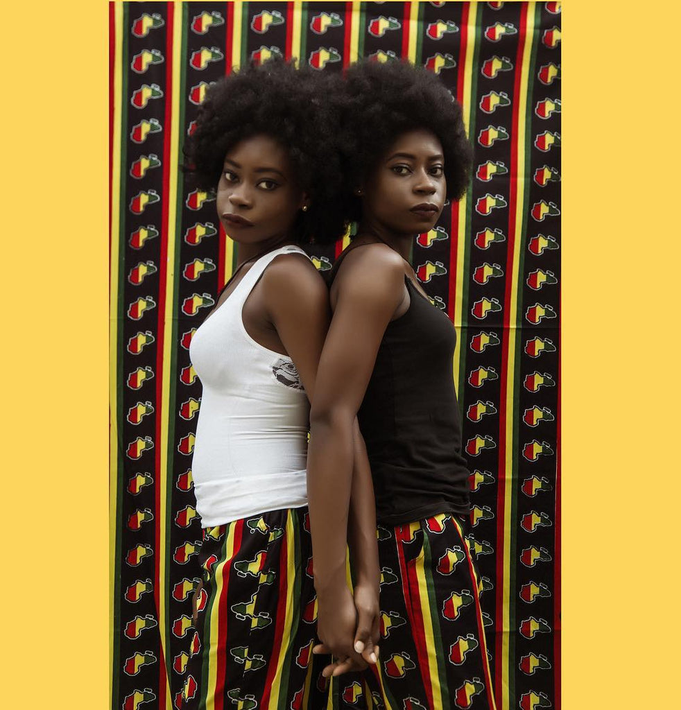 Black Identity - Natural Hair