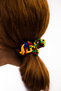 Kente Scrunchie