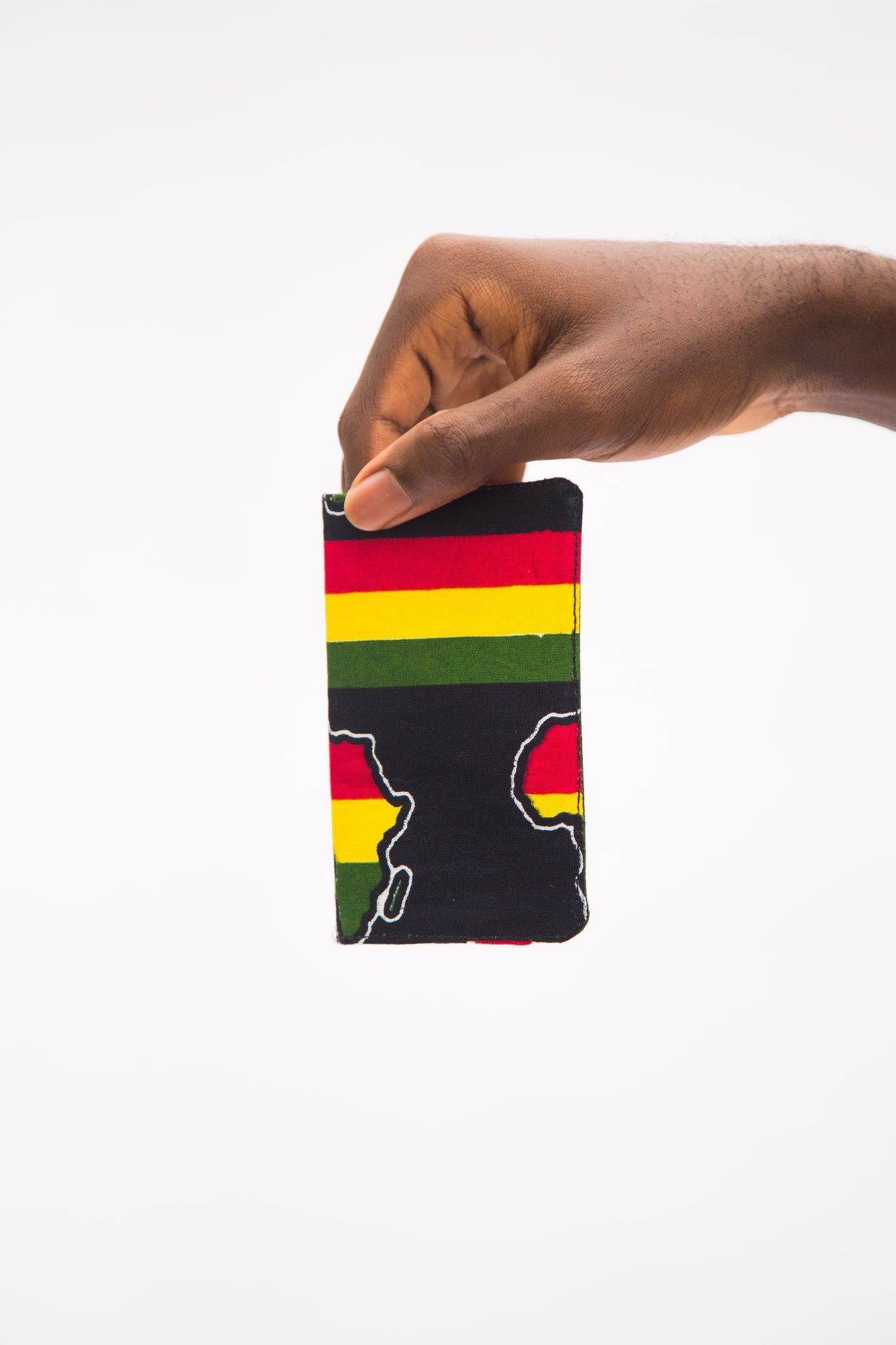 Selassie Card Holder
