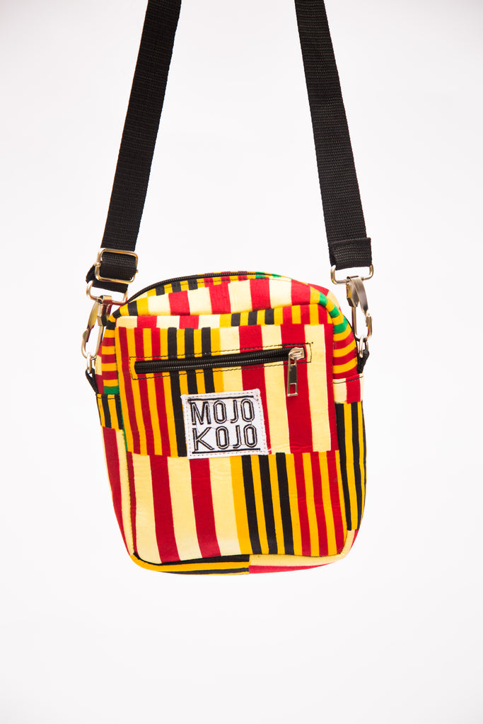 Kente Side Bag