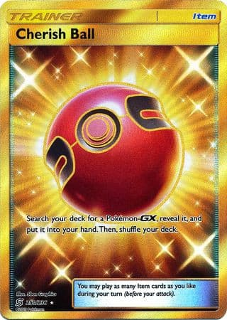 Cherish Ball - 250/236 - Secret Rare