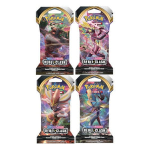 Pokemon - Sword & Shield Rebel Clash - Booster