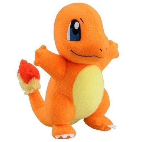 Pokemon - 8 Inch Plush - Charmander