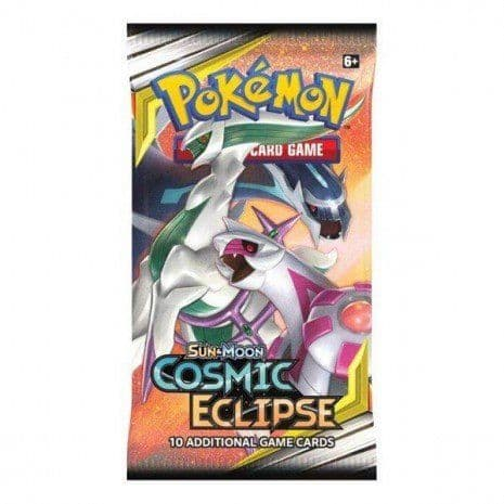 Pokemon: Cosmic Eclipse - Booster
